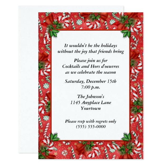 Invitation Party was great invitation template