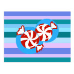 Peppermint Candy Post Card