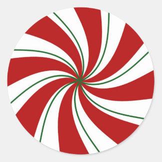 Peppermint Candy - sticker