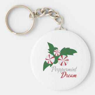 Peppermint Dream Keychains