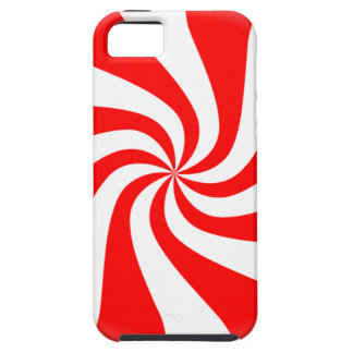 peppermint swirl candy iPhone 5 covers