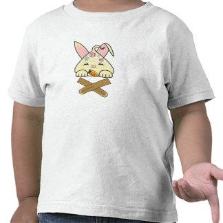 Peppermint Topped Vanilla Hopdrop Crossticks T Shirt