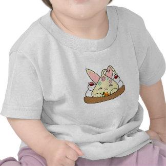 Peppermint Topped Vanilla Hopdrop Waffle Sundae Shirt