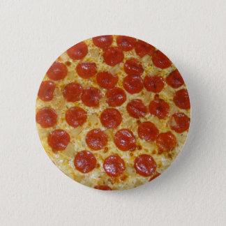 Pepperoni Perfection 6 Cm Round Badge