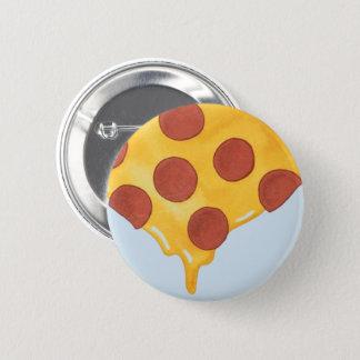 Pepperoni Pizza Badge