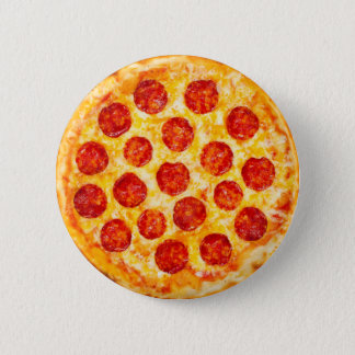 pepperoni pizza button for all pizza lovers