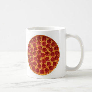 Pepperoni Pizza Coffee Mug