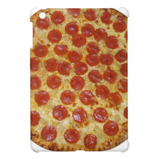Pepperoni pizza cover for the iPad mini