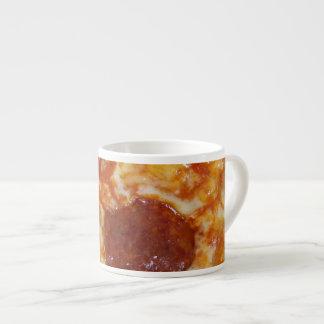Pepperoni Pizza Espresso Cup