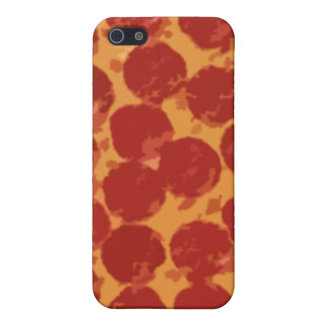 Pepperoni Pizza iPhone 5/5S Covers