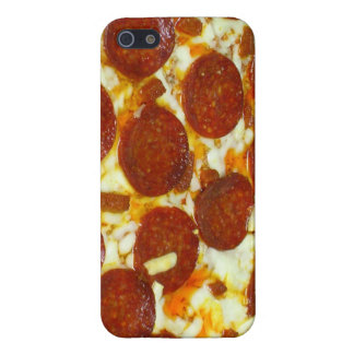 Pepperoni Pizza iPhone 5 Case