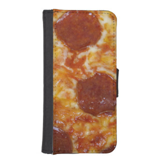Pepperoni Pizza iPhone SE/5/5s Wallet Case