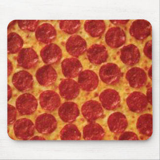 Pepperoni Pizza Mouse Mat