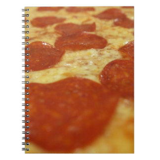 pepperoni pizza notebooks