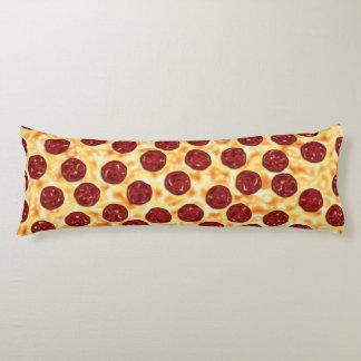 Pepperoni Pizza Pattern Body Cushion