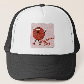 Pepperoni Tony Trucker Hat