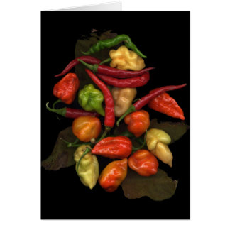 Peppers Card