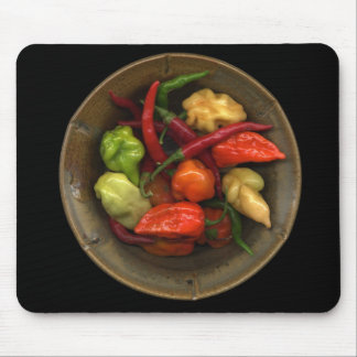 Peppers Mouse Mat