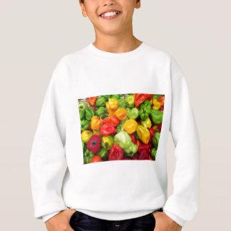 peppers sweatshirt