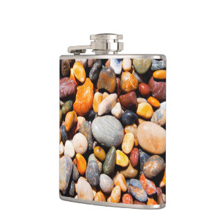 Pepples image for Vinyl Wrapped Flask