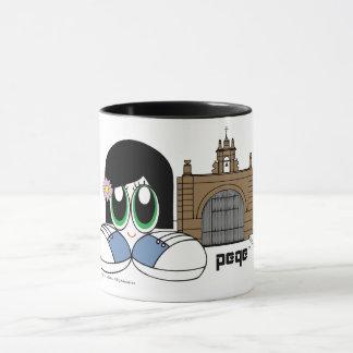 PEQE Capilla Del Cristo Mug