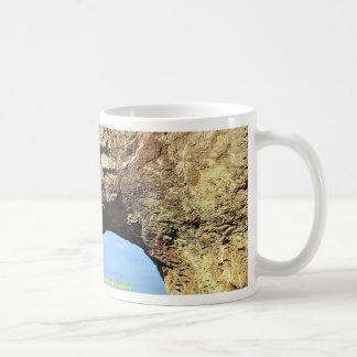 Perce Rock, Gaspe, Quebec, Canada rock formation Coffee Mugs