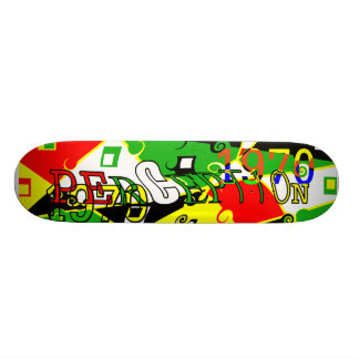 Perception II Custom Skate Board