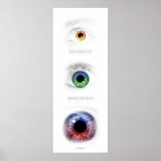 Perception Prescription Poster