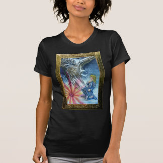 PERCEVAL AND VISION OF THE HOLY GRAIL T-Shirt