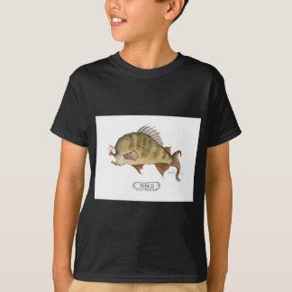 Perch fish, tony fernandes T-Shirt