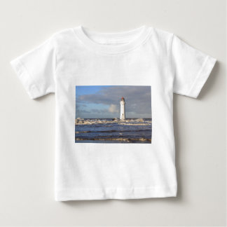 Perch Rock Lighthouse, New Brighton Baby T-Shirt