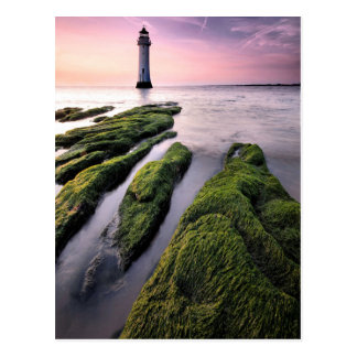 Perch Rock Lighthouse Postcard