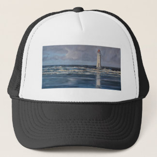Perch Rock Lighthouse Trucker Hat