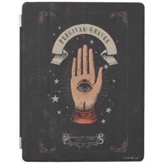 Percival Graves Magic Hand Graphic iPad Cover