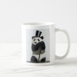 Percival Panda 11oz white mug