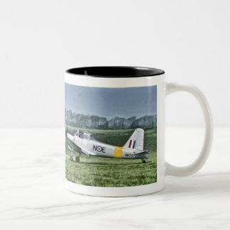 Percival Provost T1 Two-Tone Coffee Mug