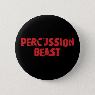 Percussion Beast Button