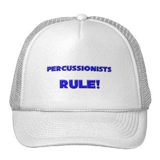 Percussionists Rule! Hat