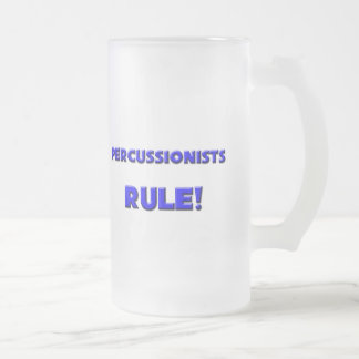 Percussionists Rule! Coffee Mug