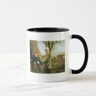 Percy Bysshe Shelley  1845 Mug
