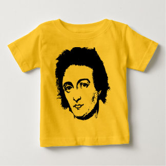 Percy Bysshe Shelley Baby T-Shirt