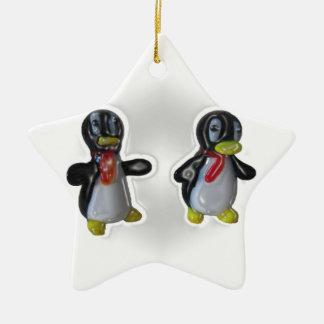 Percy & Pete Christmas Ornament