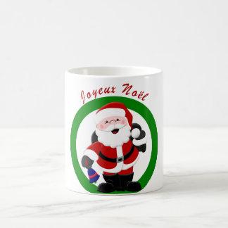 Pere Noel - Joyeux Noel Coffee Mug