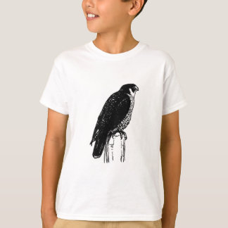 Peregrine Falcon (illustration) T-Shirt