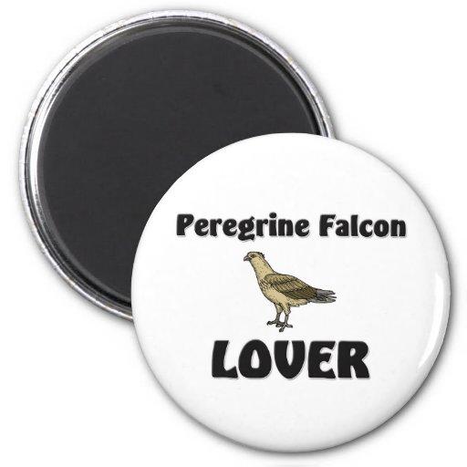 Peregrine Falcon Lover Fridge Magnets