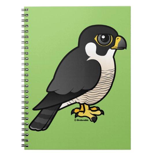 Peregrine Falcon Notebooks