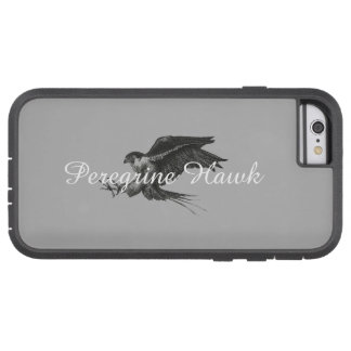 Peregrine Hawk Drawing Tough Xtreme iPhone 6 case