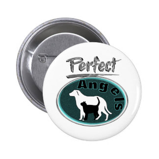 Perfect Angels Button