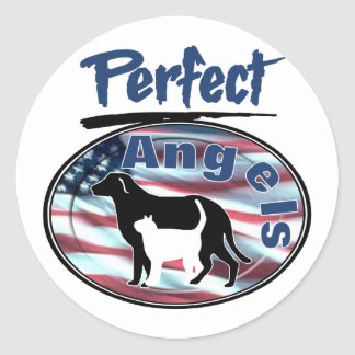 Perfect Angels Sticker