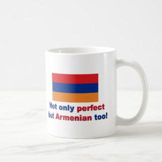 Perfect Armenian Basic White Mug